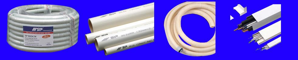 ống luồn dây điện chính hãng Sino, SP, Vanlock