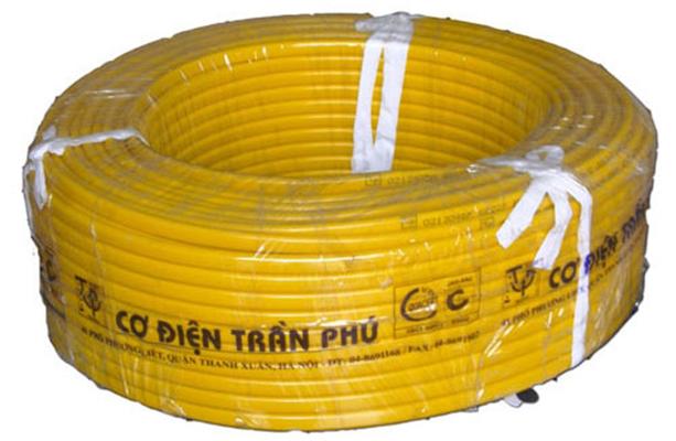 Dây điện Trần Phú 2 x 0.75mm