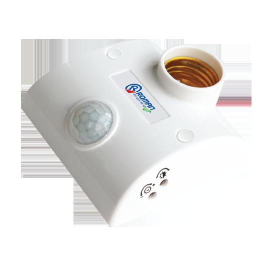 Đui đèn cảm ứng TKLB510022 - ROMAN