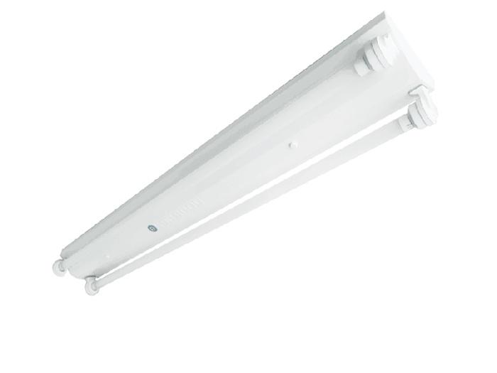Máng đèn  v-shape PIFQ 218 / 2 bóng Pragon