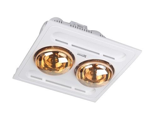 đèn sưởi 2 bóng âm trần