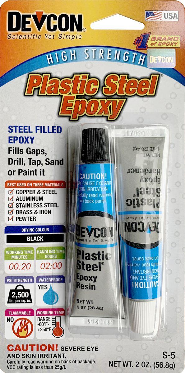 Keo S-5 Plastic Steel Epoxy