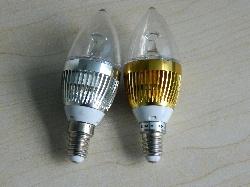 Đèn Led nến quả nhót cho đèn chùm Raymax