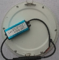 Các thành phần chính của đèn led âm trần