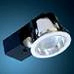 Chóa đèn downlight dạng nằm ngang - Paragon PRDC195 E272 (2 bóng x 26W max)