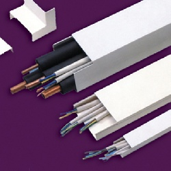 Ống luồn dây điện dẹt Sino VGA100/01