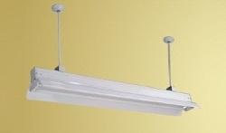 Máng đèn phản quang treo trần Lezza 1x1.2m