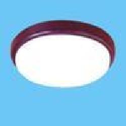 Máng đèn ốp trần Paragon OLH121225 (1 bóng vòng tròn 21w)