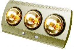 Đèn sưởi nhà tắm Hans K3B-G