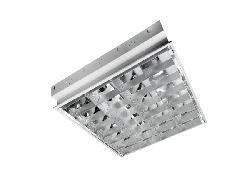 Máng đèn huỳnh quang 4 bóng 1m2 Rạng Đông - FS 40/36 x 4 M6