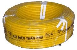 Dây điện Trần Phú 1 x 4.0mm
