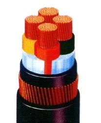 Cáp treo CU/XLPE/PVC 4x25