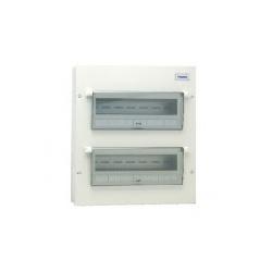 Vỏ tủ điện kim loại chứa 18 module Panasonic FDP118