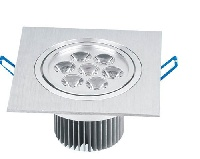 Tìm hiểu về cấu tạo của loại đèn led Downlight