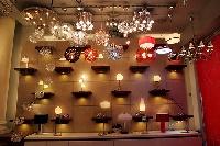 Thiết kế không gian nhà ở, làm việc ấn tượng hơn với những chiếc đèn chùm trang trí