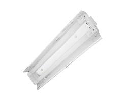 Máng đèn có vòm phản quang PIFC 218 / 2bóng Paragon