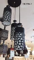 Đèn thả 3 phòng ăn hoặc phòng ngủ