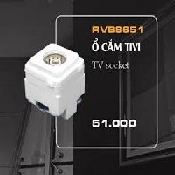 Hạt tivi loại mới RVB8651 Roman