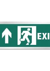Đèn EXIT EXE 2008U Roman 2w 2mặt