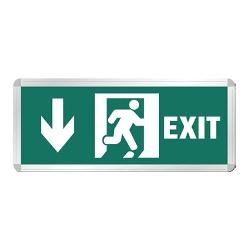Đèn EXIT EXE 2008R Roman 2w 2 mặt