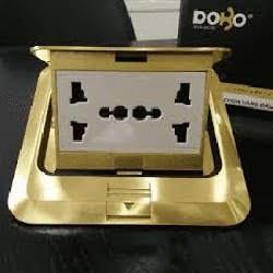 Bộ âm sàn đôi 6 chấu DOBO F88-888801