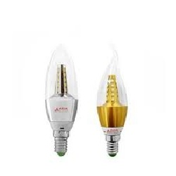 Đèn Tròn 4W ĐT4 - E14 - Asia