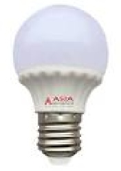 Đèn Búp Tròn 4W Đổi Màu - Asia