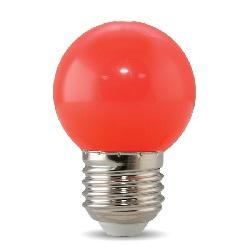 Đèn LED Búp Trang Trí 1W Đỏ Rạng Đông LED A45 R/1W
