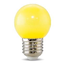 Đèn LED Búp Trang Trí 1W Vàng Rạng Đông LED A45 Y/1W
