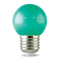 Đèn LED Búp Trang Trí 1W Xanh Lá Rạng Đông LED A45 G/1W