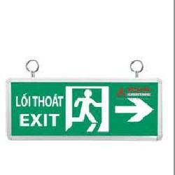 Đèn Chỉ Dẫn Exit Hướng Phải ASIA EP-02 Mặt