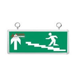 đèn chỉ dẫn đi lên cầu thang ECL - 01 MẶT
